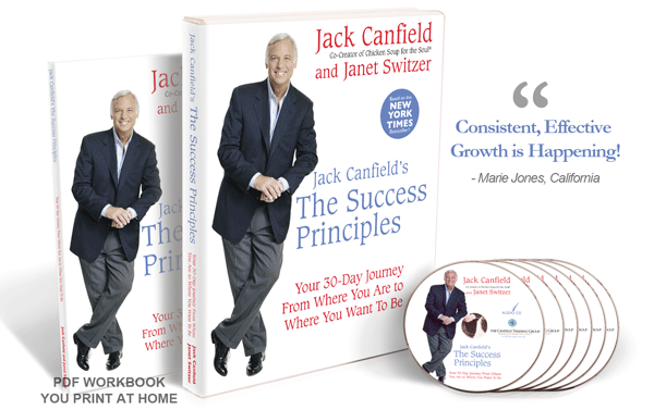 The Success Principles 30 day Journey